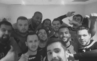 S1M : Champions et montée en Pré-nationale !