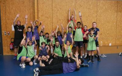 Summer Loire Handball Académie 2021 : c'est parti !!!